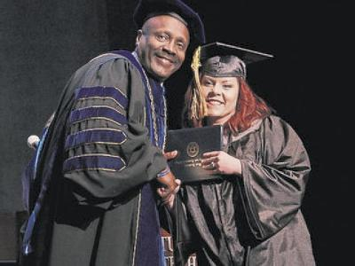 WKCTC graduation