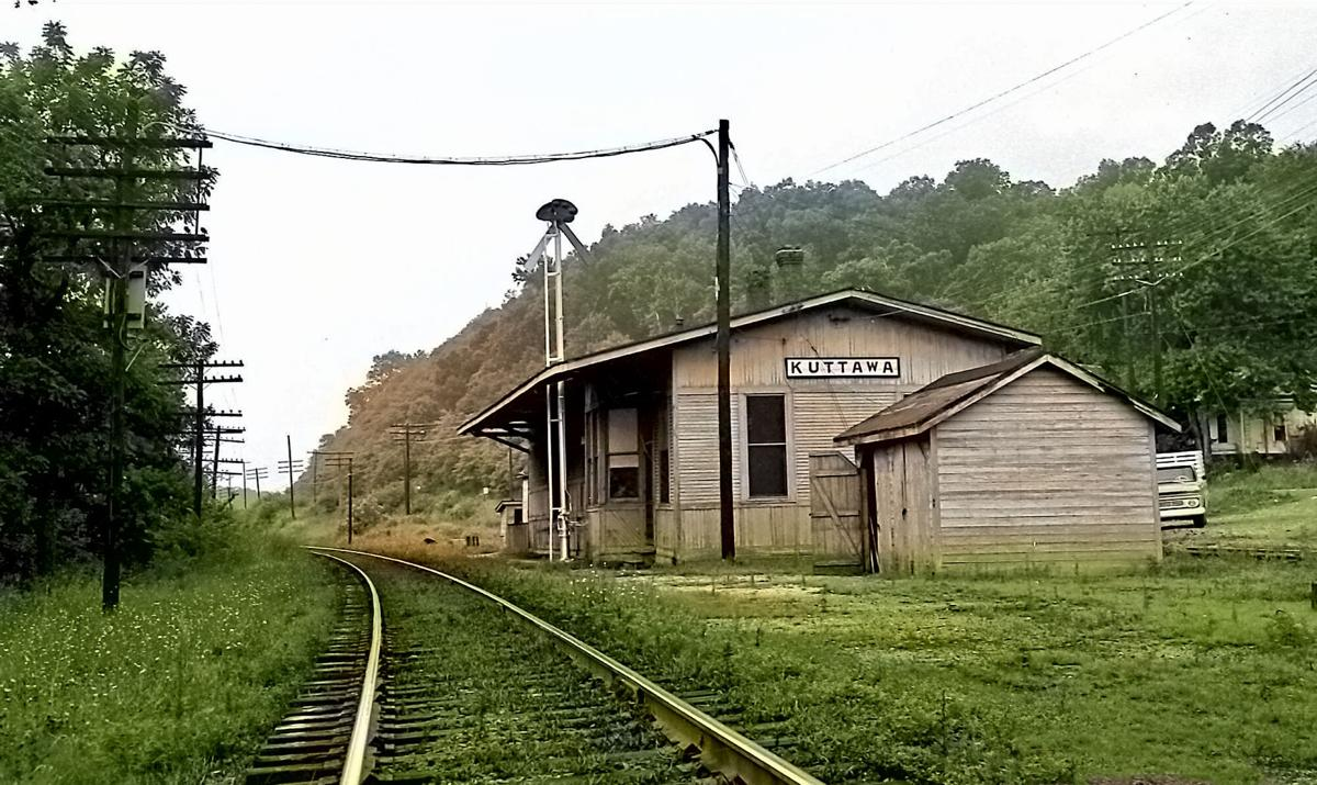 Kuttawa Train Depot