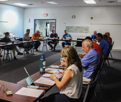 Eddyville Industrial Park and U.S. 641 project discussed at Lake Barkley Partnership meeting