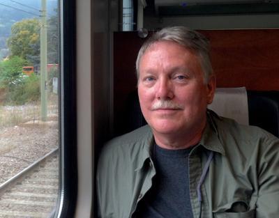 Local author selected for Lexington book fest