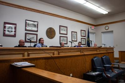 Fiscal court passes ordinances and hears budget amendment request