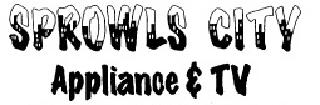 Sprowls City Appliance 996 W. Chestnut St., Wash., PA 724-225-5760