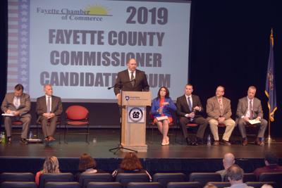 Commissioner candidates