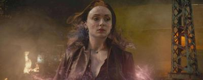 'Game of Thrones' alum stars in 'Dark Phoenix' in theaters this weekend