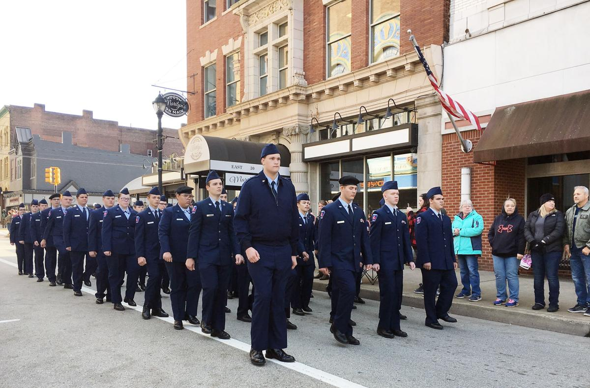 Fayette County Veterans Day Parade