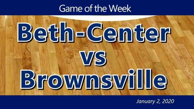 VIDEO: GIRLS GAME OF THE WEEK — Beth-Center vs Brownsville