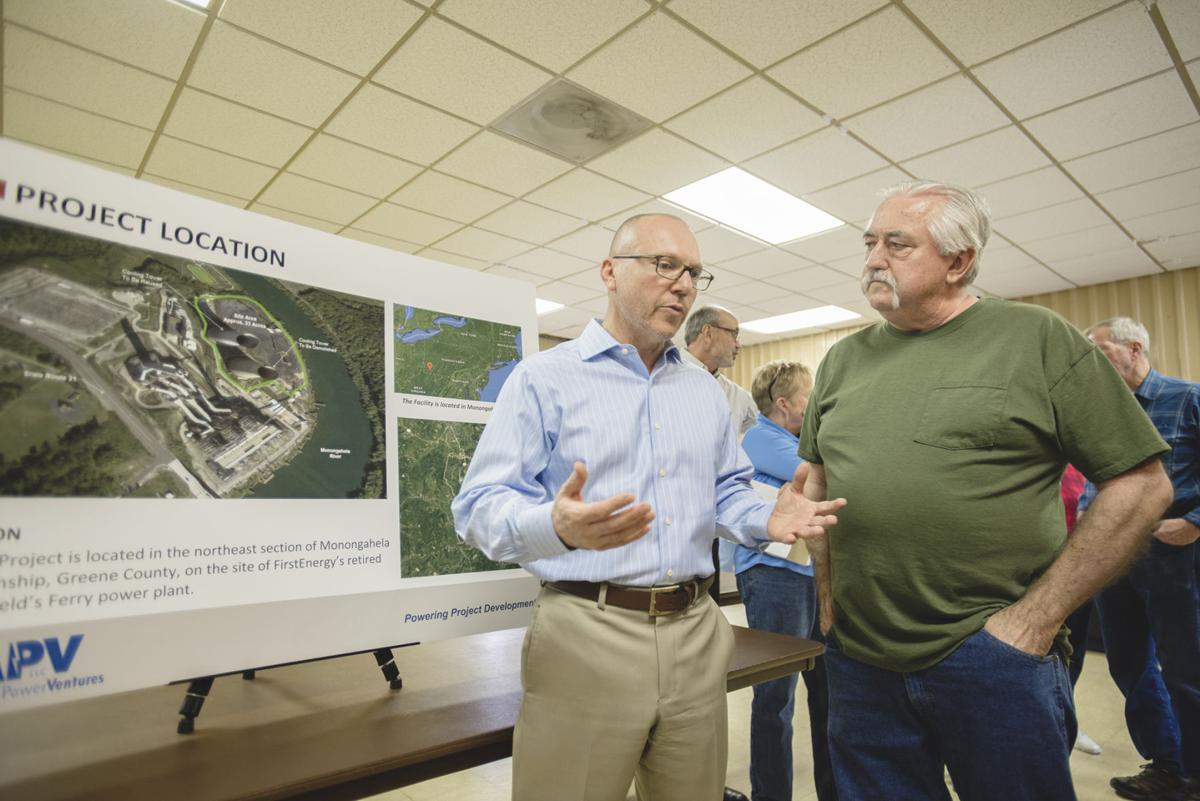 A $600 million power plant planned for Hatfield's Ferry site | New