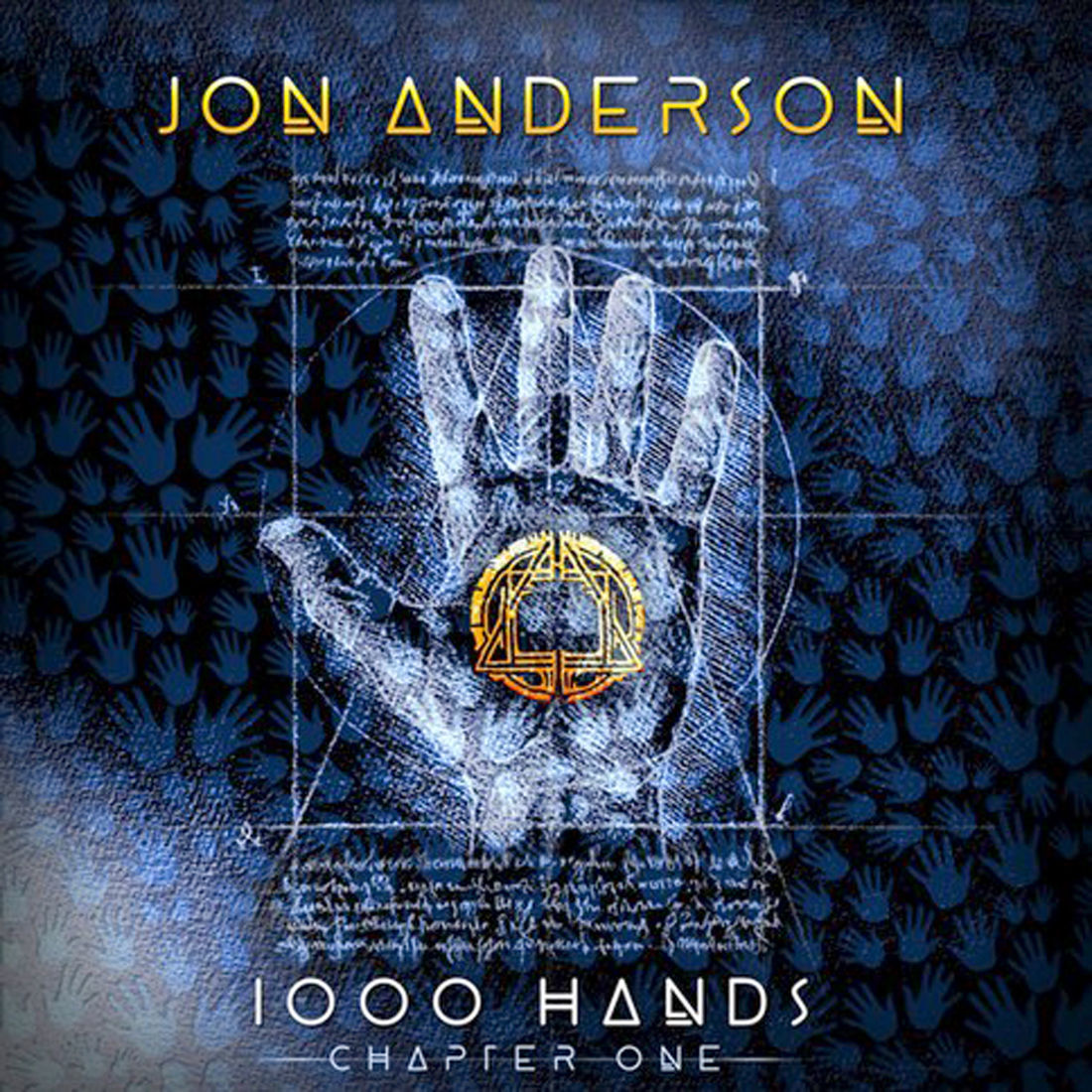 Music review: Jon Anderson - '1000 Hands: Chapter One'