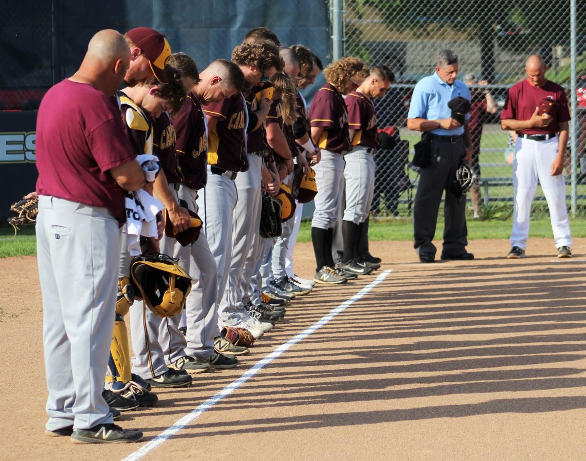 Moment of silence in honor of Paul Lancaster