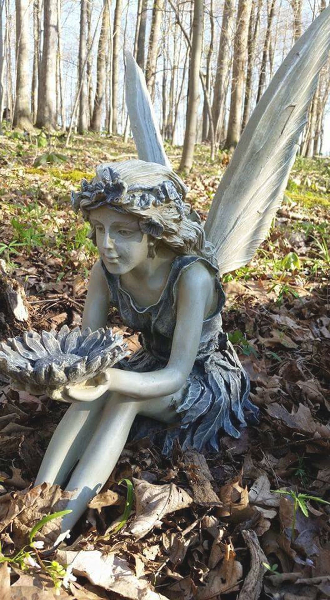 a touch of whimsy fairy gardens latest trend in backyard