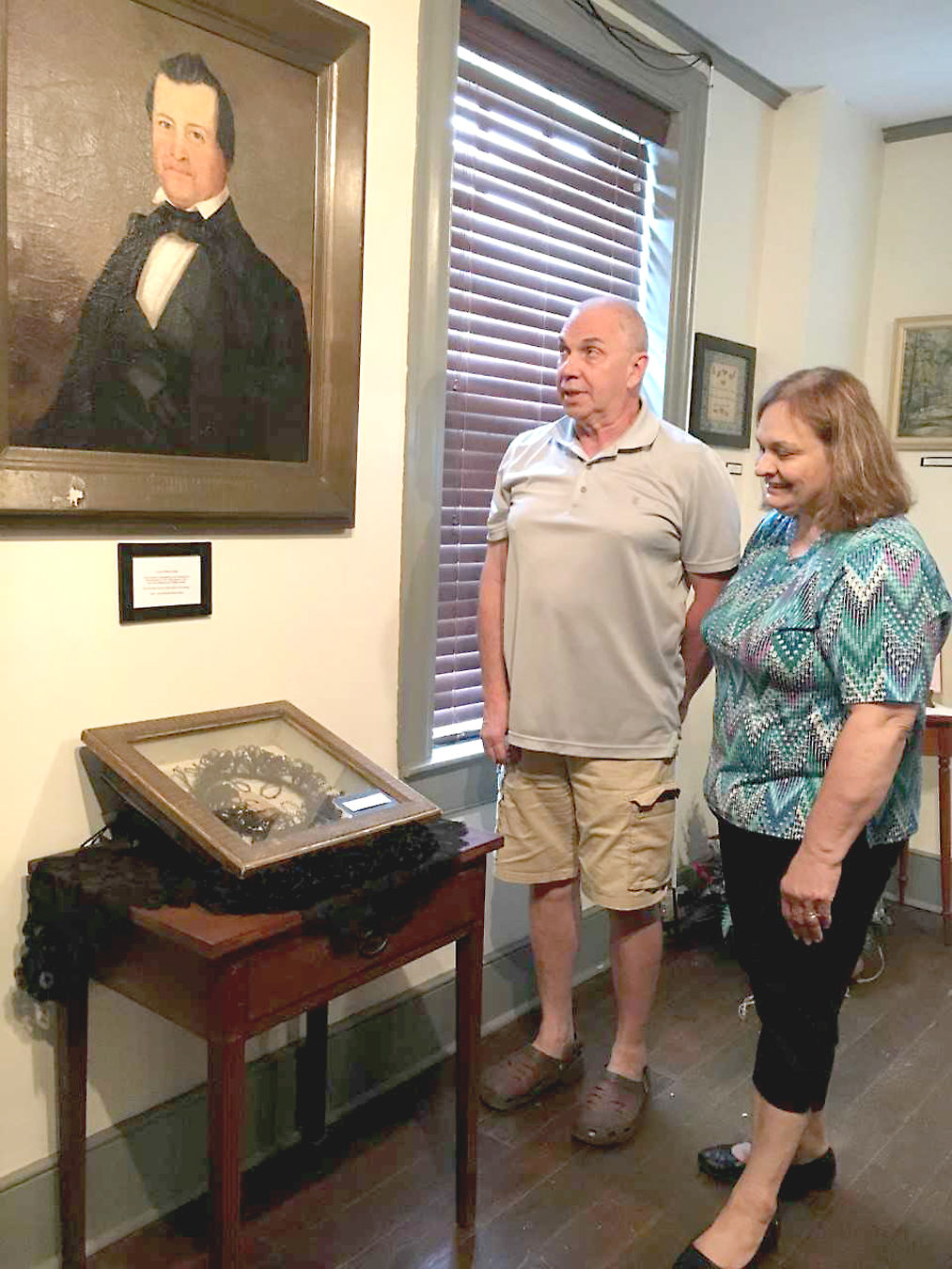 """Fayette County Historical Society presents """"Coming Home for the Harvest"""""""