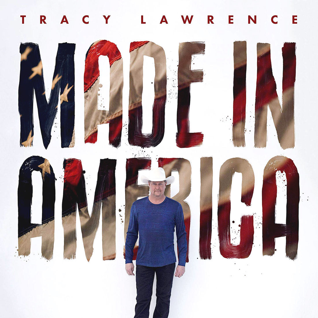 Music review: Tracy Lawrence - 'Made in America'