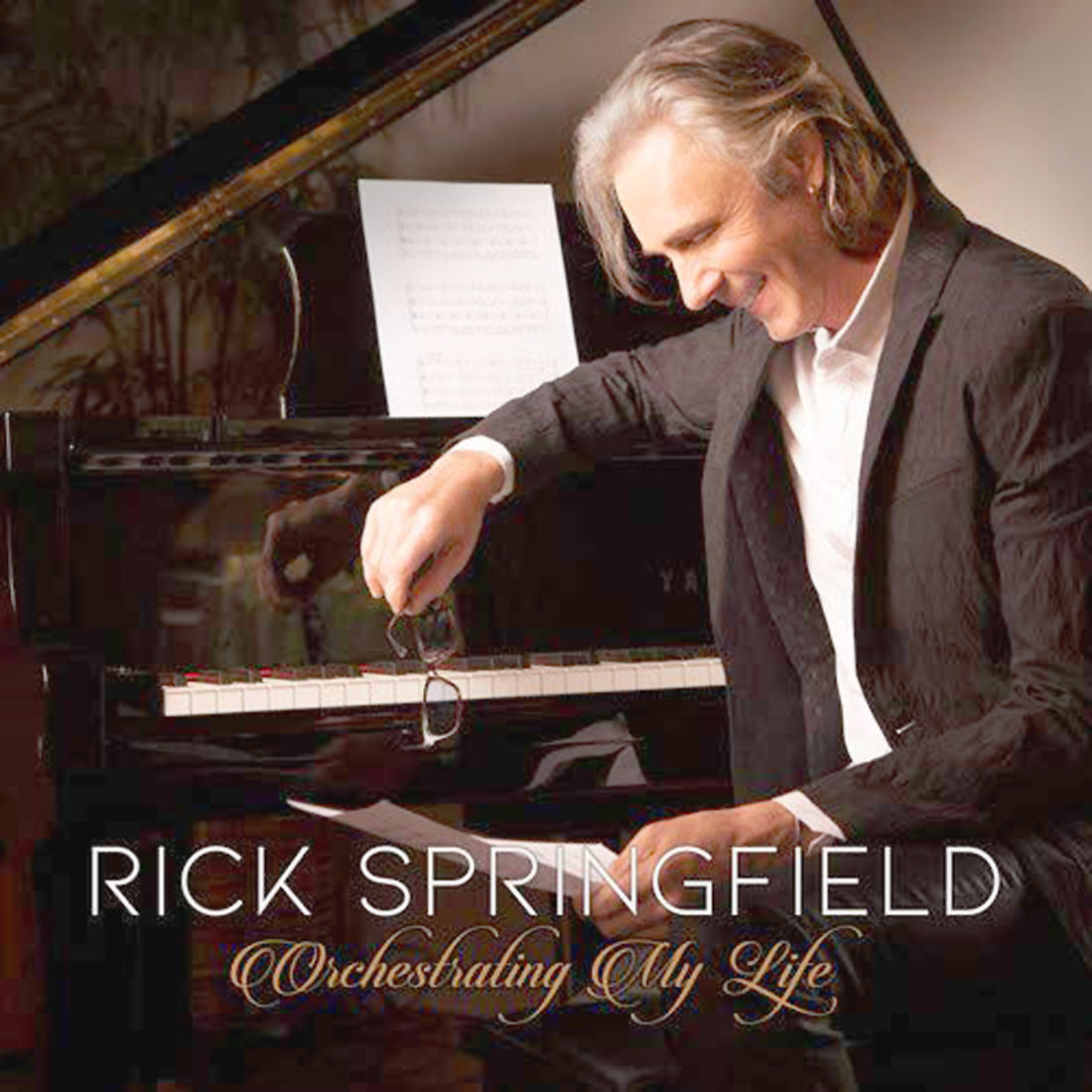 Music review: Rick Springfield - 'Orchestrating My Life'