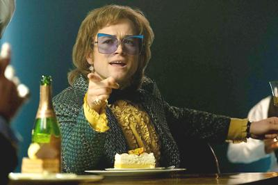 Elton John's story in 'Rocketman' has come to the small screen this week