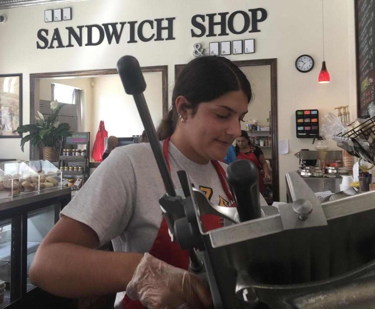 Sandwich shop and deli opens in Brownsville