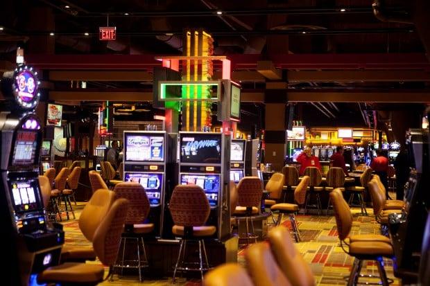 lady luck casino farmington