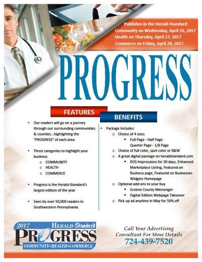 PROGRESS 2017 | Progress2017 | heraldstandard com