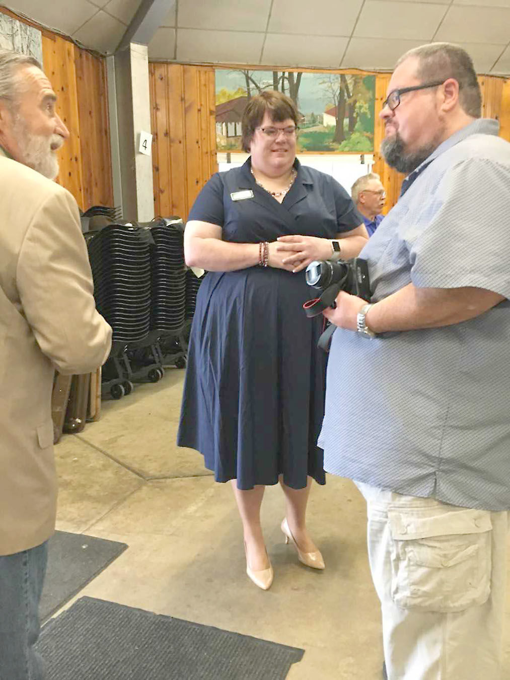 Jumonville welcomes Heather Withrow