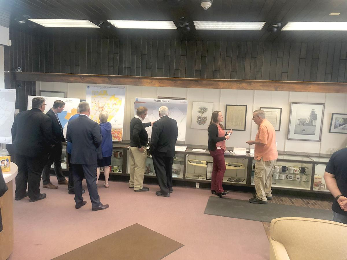 Residents, officials peruse SPC's transportation and development plan
