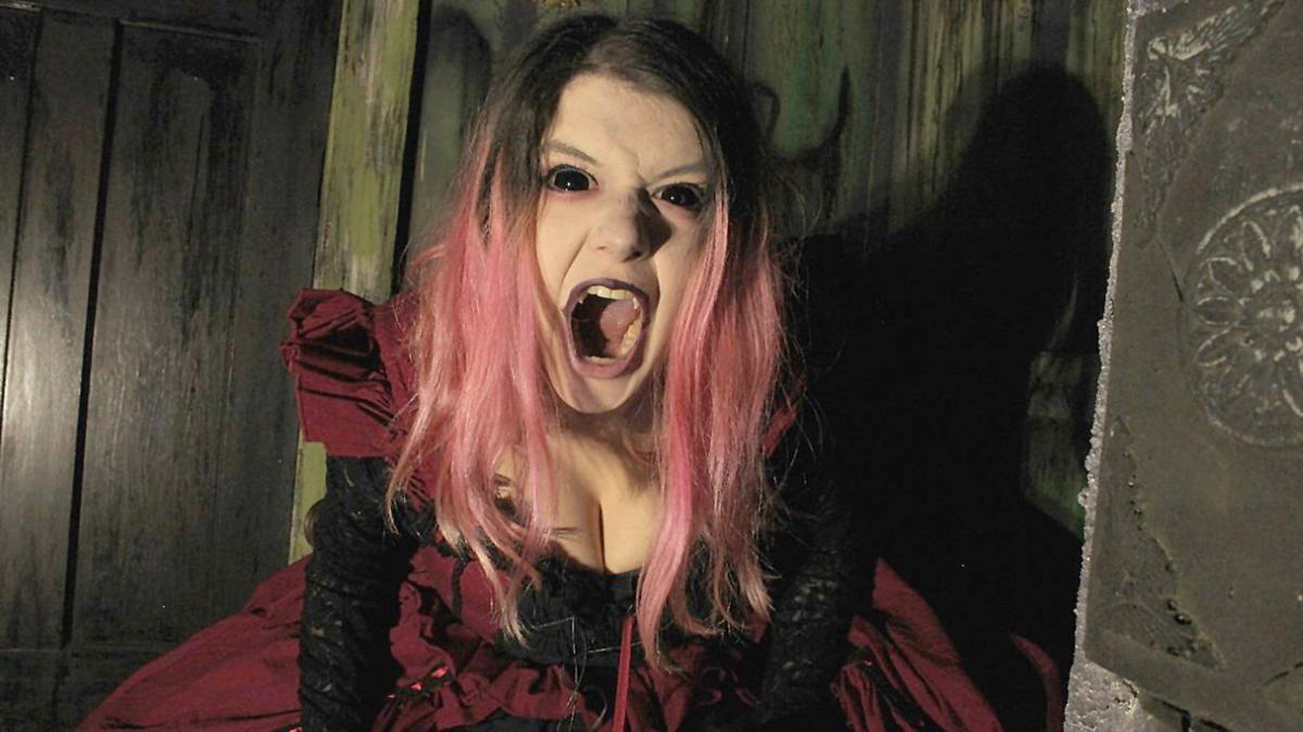 Haunted Hills Estate Scream Park offers Valentine's Fear Fest