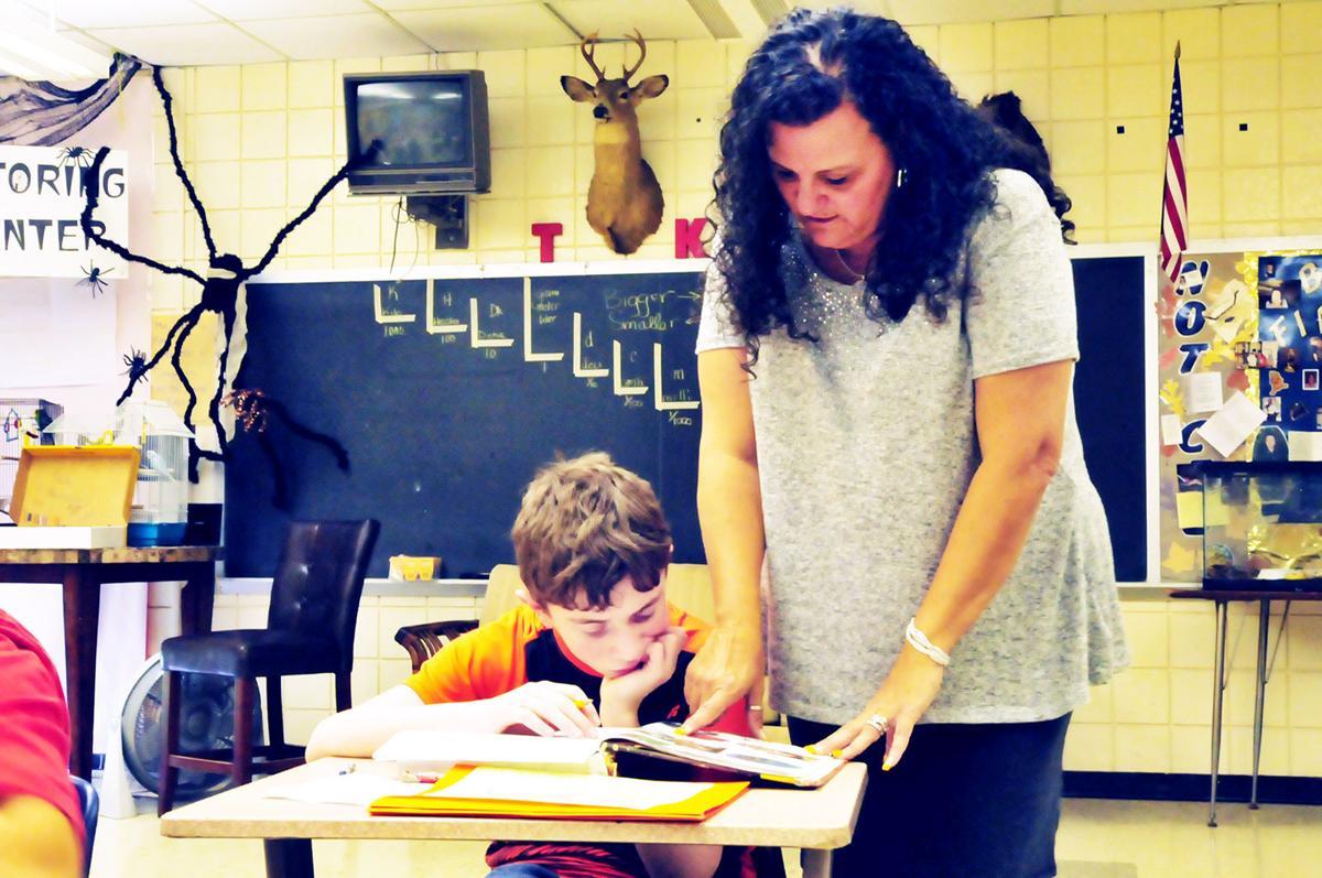 Herald-Standard Excellent Educator: Tait Klein, Beth-Center