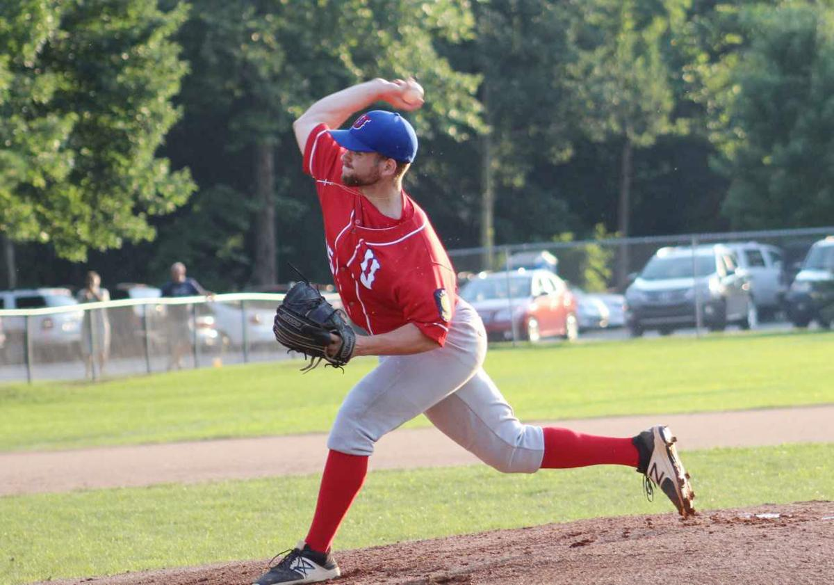 Paull pitches Uniontown to victory