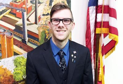 Monessen's youngest mayor