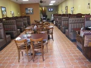 El Patron Dining Area