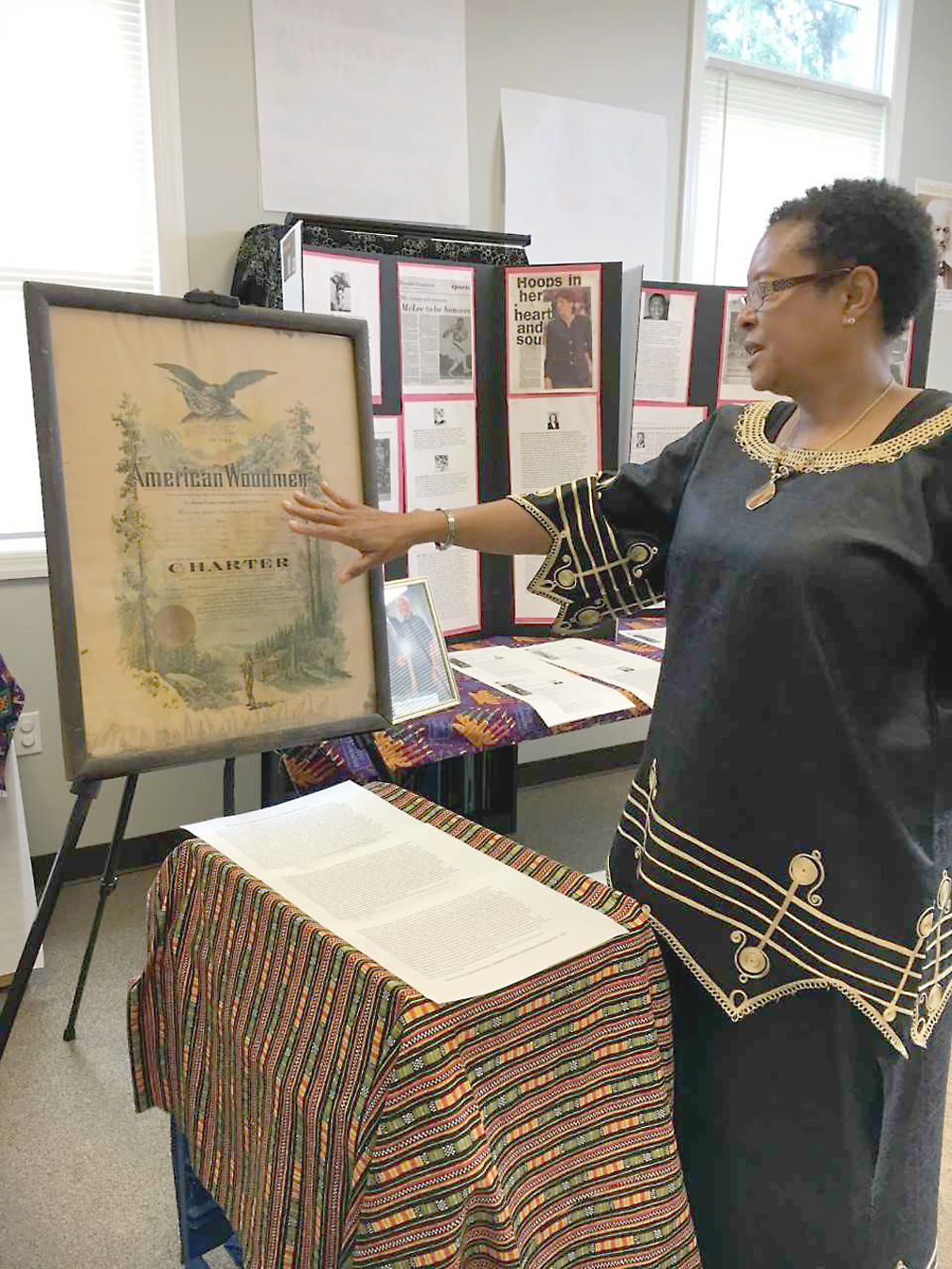 East End United Community Center's Traveling Fayette County Black History Museum
