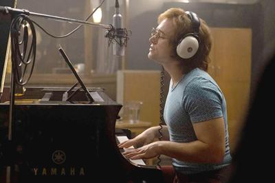 Taron Egerton to take on Elton John in 'Rocketman'