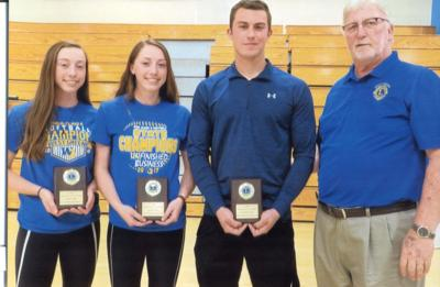 Lions Club honors outstanding athletes