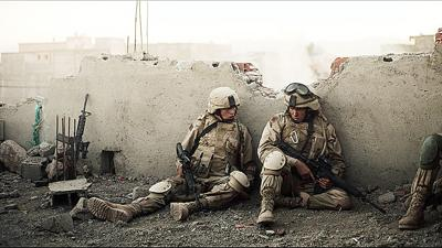 War drama hits home theaters this weekend