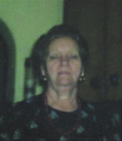 Sarah Ellen (Collins) Sabick   Herald-Standard Obituaries