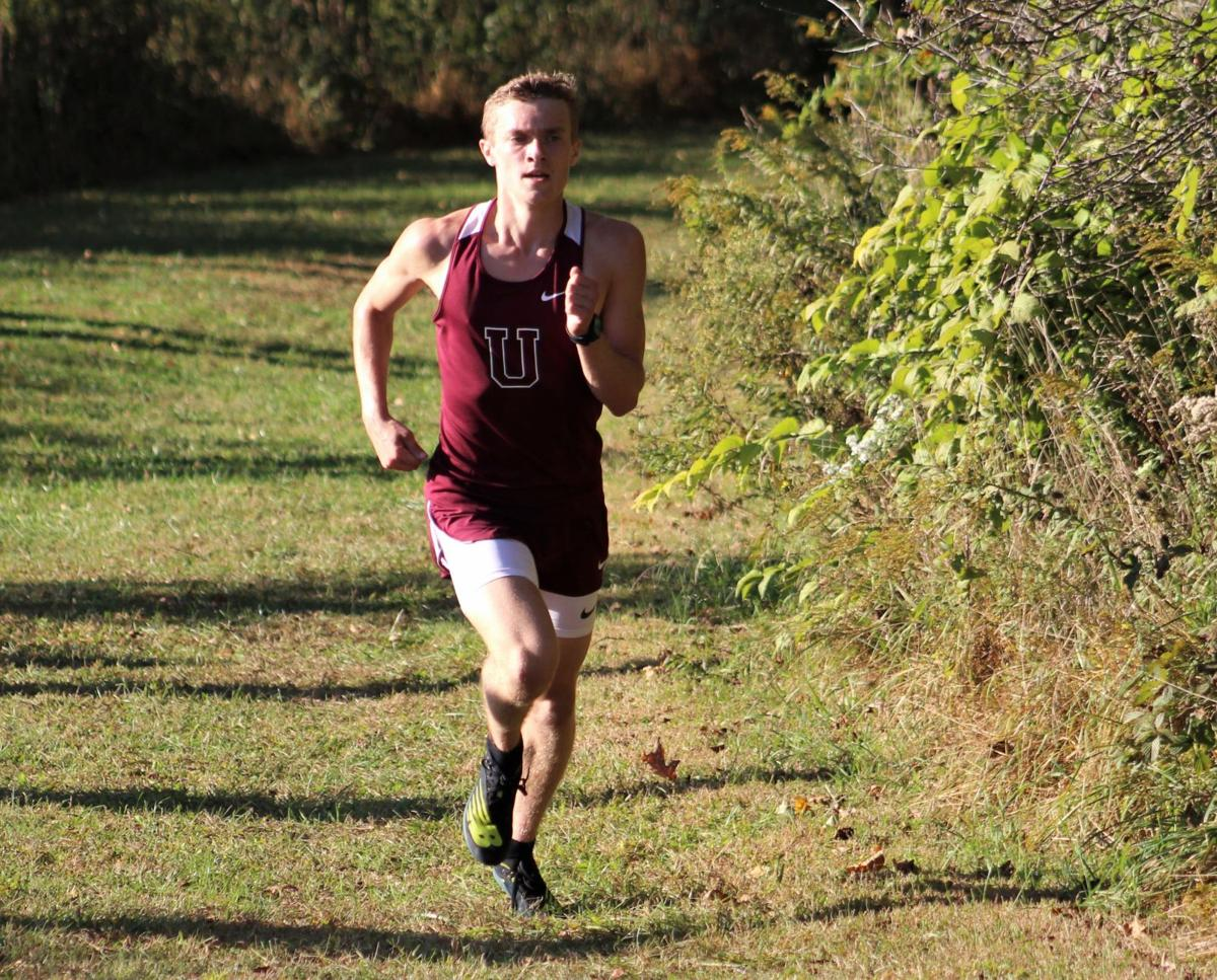 Maust powers to the home stretch