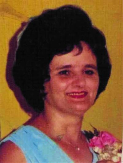 Ruth Elizabeth Harger Kwasny Wensing