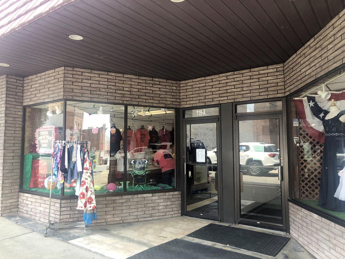 New thrift store to help fund museum, theater development