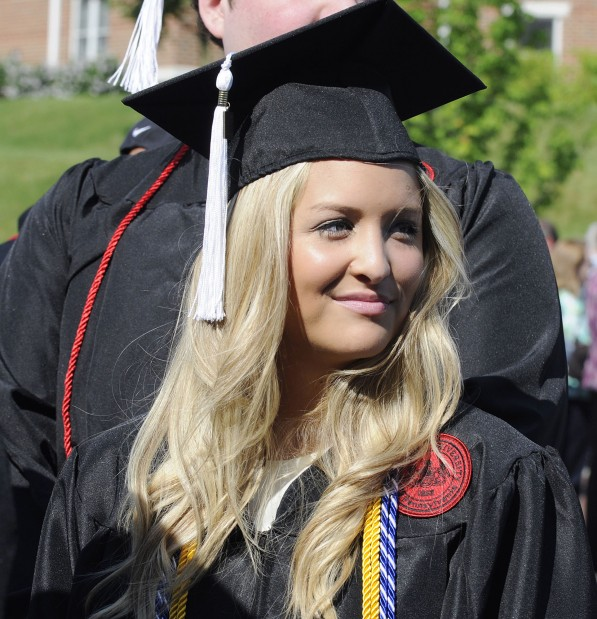 Cal U holds annual commencement exercises