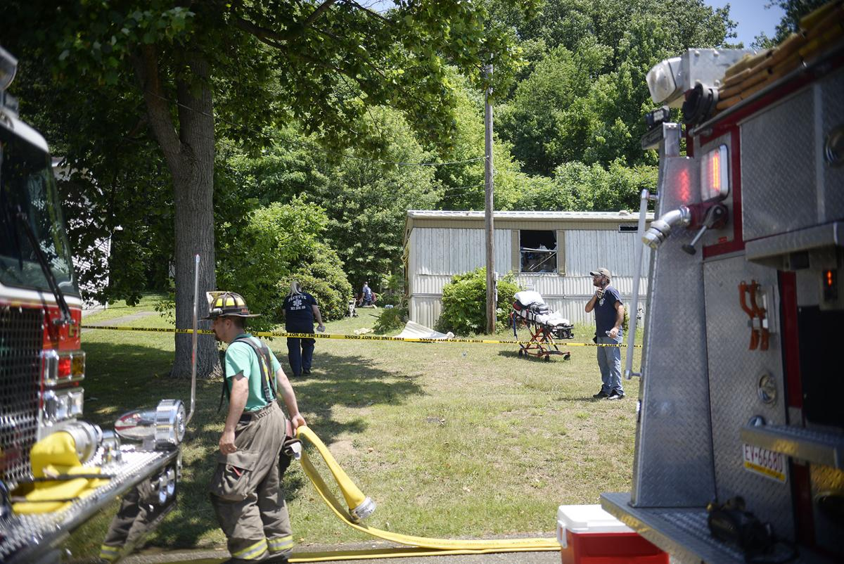 Woman dies in South Connellsville house fire