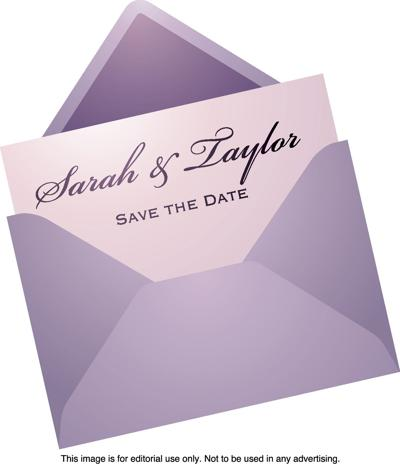 Master the wedding save-the-date