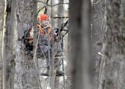 Hunt safely and please wear a harness | Outdoors