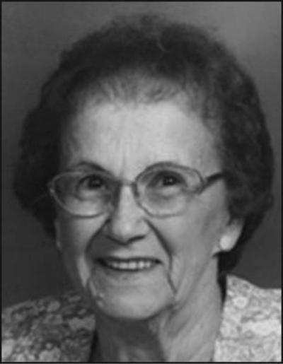 Betty (Eicher) Kelley   Herald-Standard Obituaries