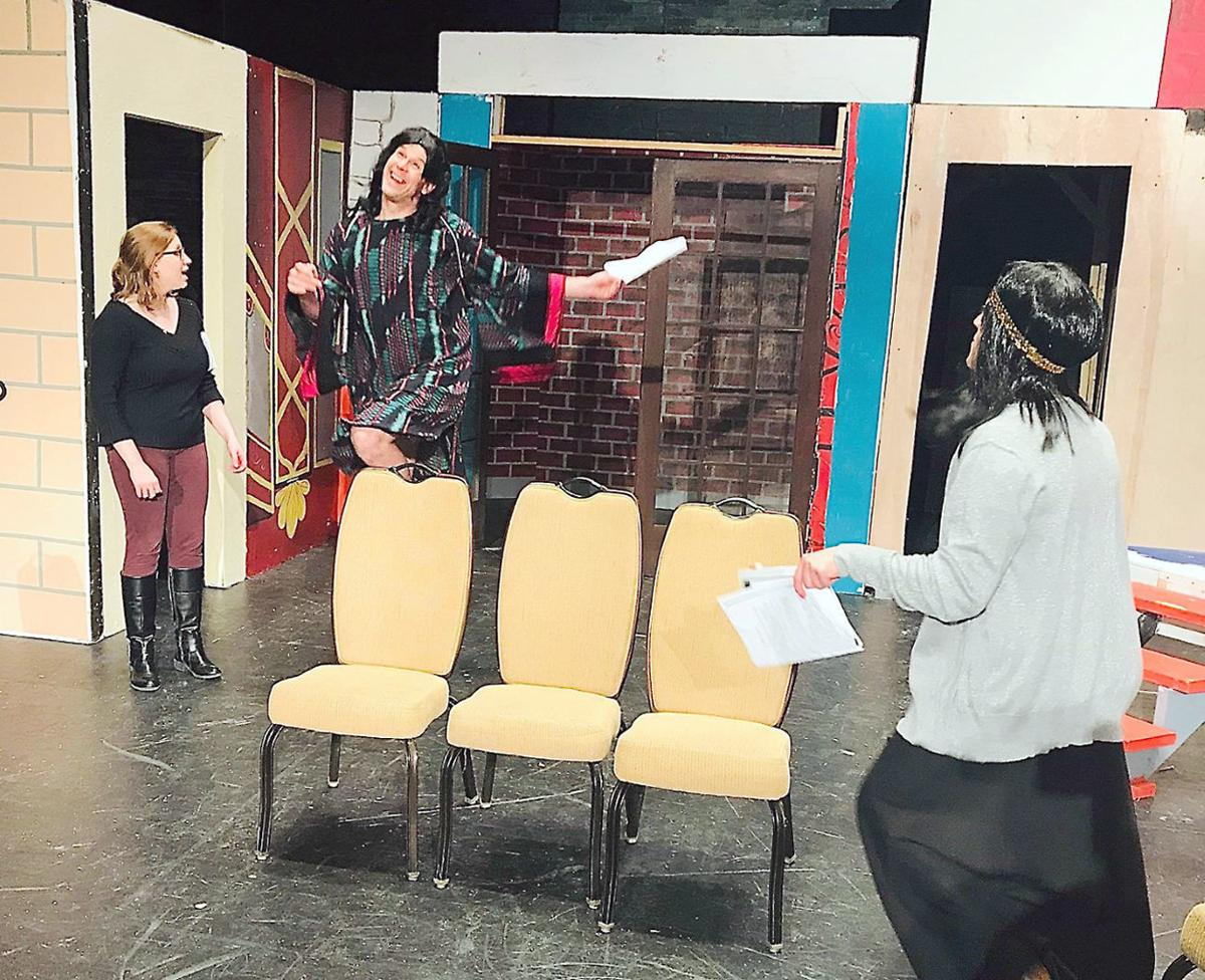 AAFC to bring 'Leading Ladies' to the Geyer stage