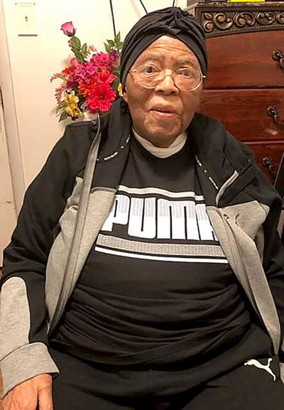 Former Hiller woman turns 104