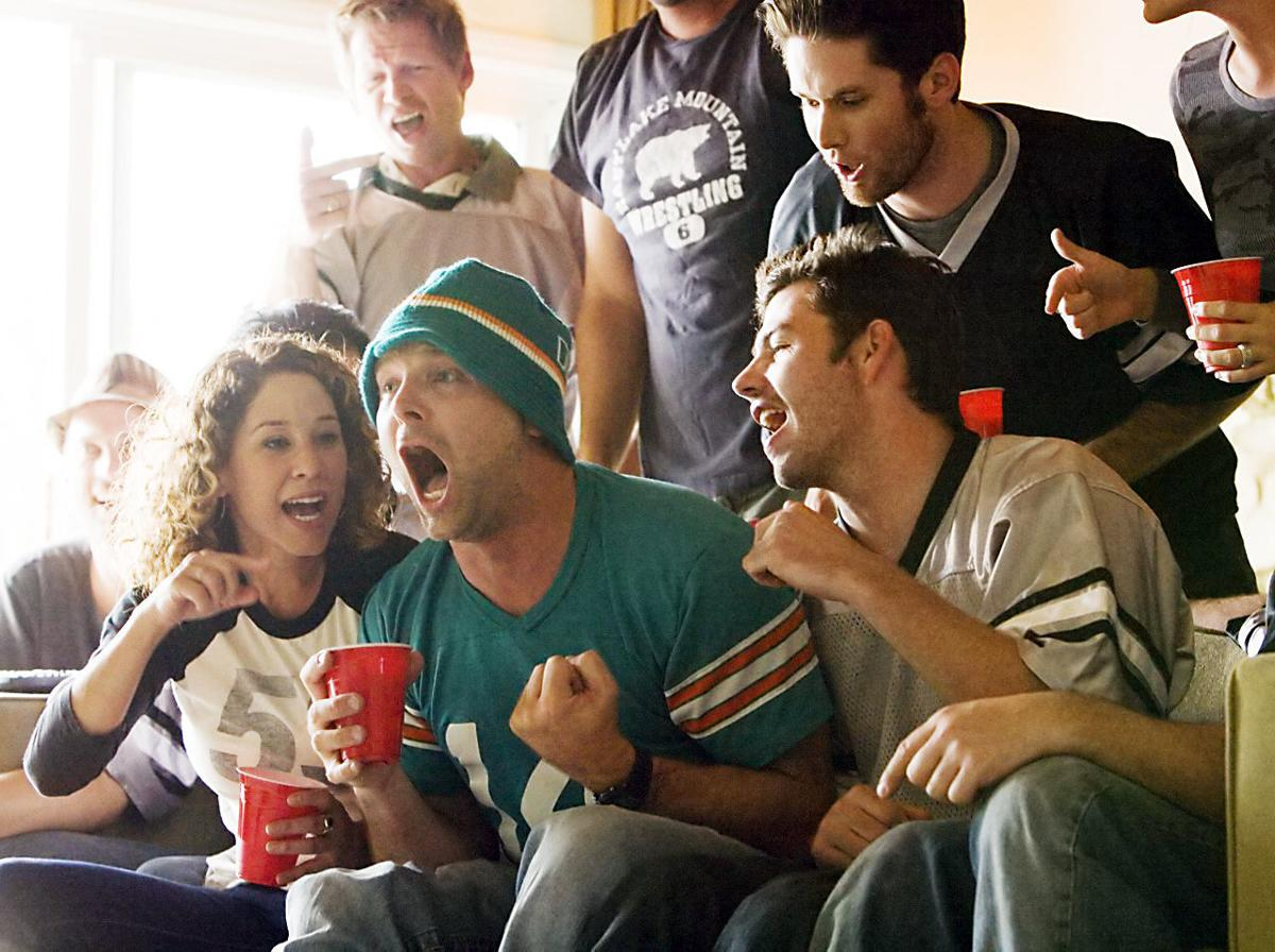 Home football parties