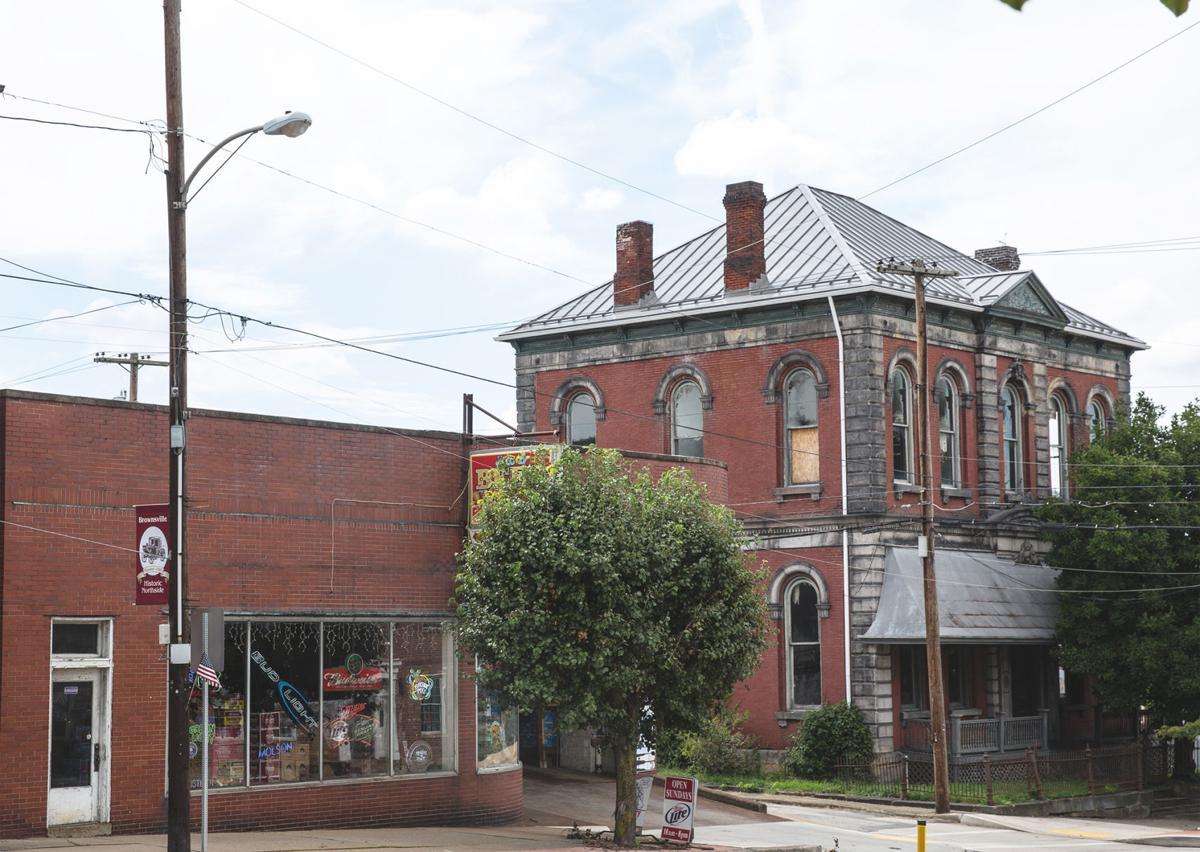 Market Street Mansions