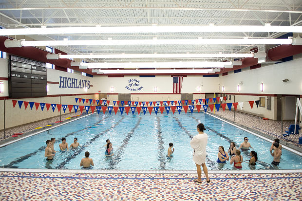 A high school makeover lhhs receives 21st century upgrades education for Laurel municipal swimming pool