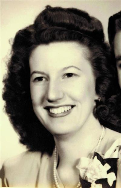 Mary Aliff Cole Tennant