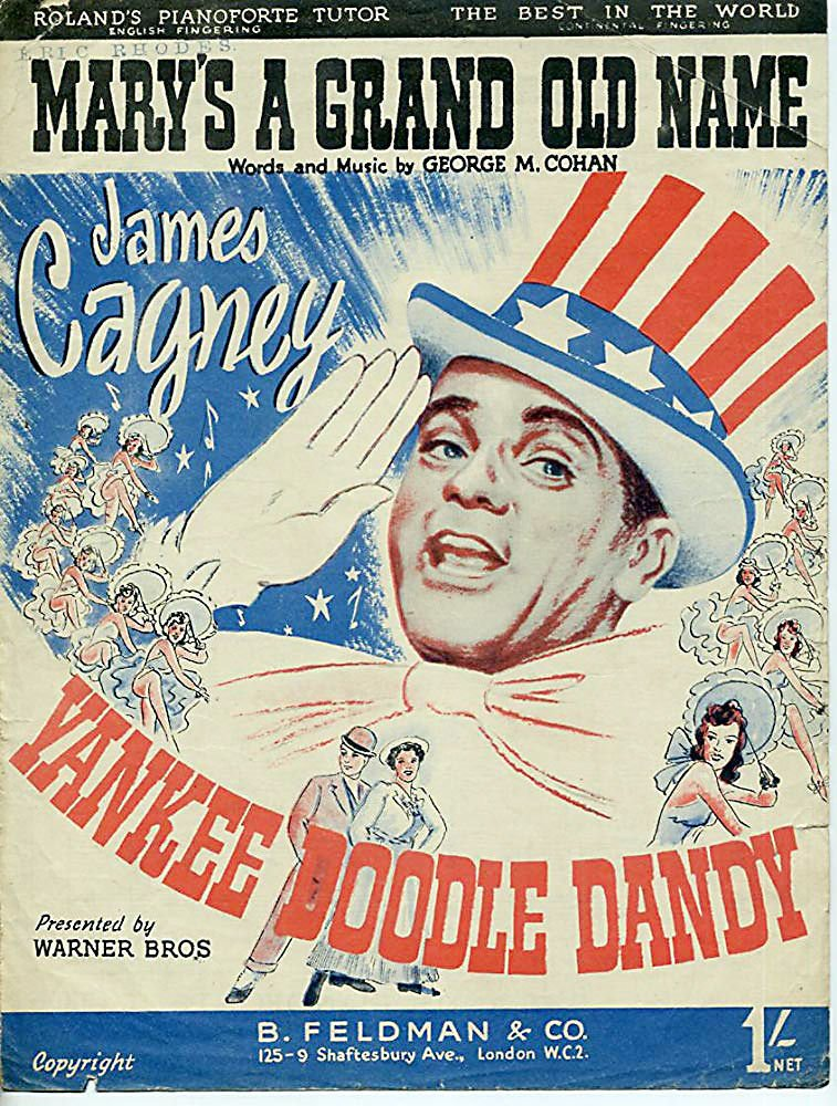'Yankee Doodle Dandy' next in the State Theatre's classic film series