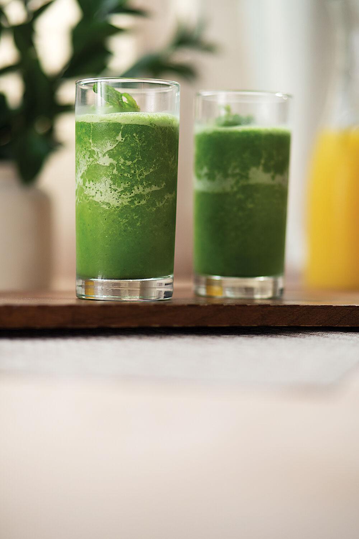 Orange Kale Smoothie
