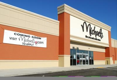 michaels opening today in south union township business heraldstandard com michaels opening today in south union